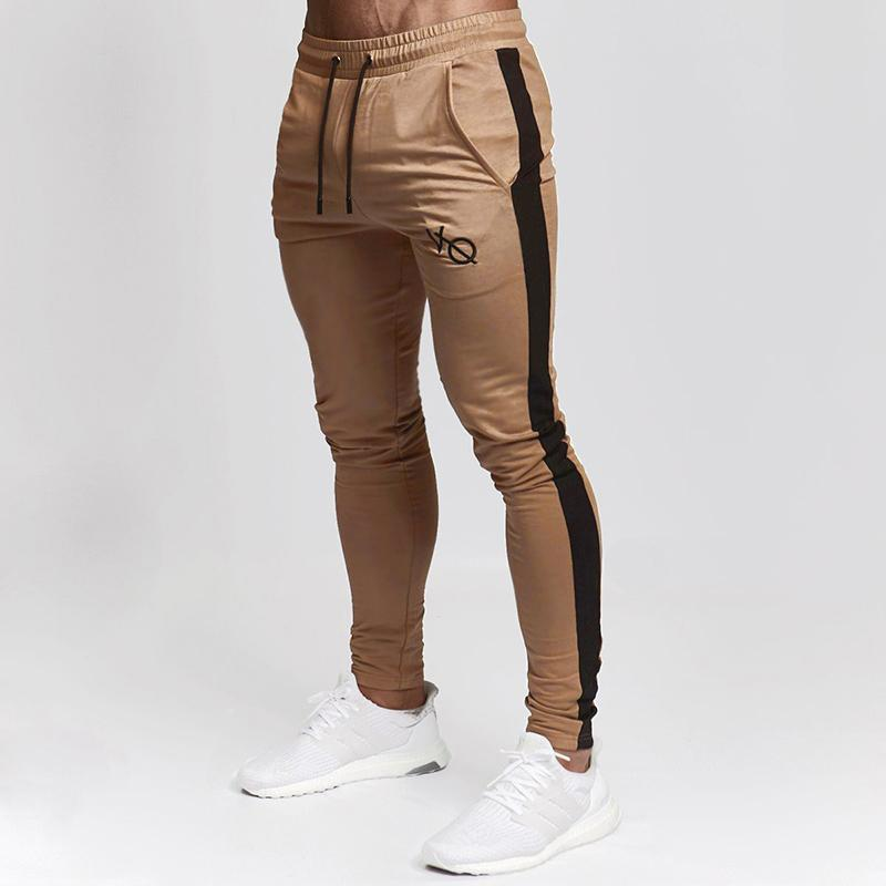 06071d21 2019 Casual Jogger Men Pants Striped Joggers Men Streetwear Trousers Track  Pants Sweatpants Gyms Fitness Sweat From Jujubery, $25.58 | DHgate.Com