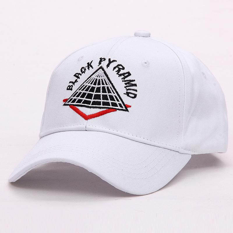 f54cf76e646f2 High Quality Embroidery Baseball Cap Adjustable Men Hats Hip Hop Unisex  Pyramid Baseball Caps Casual Black White Red Diamond Couples Hat Hatland  Brixton ...