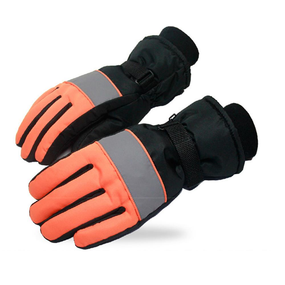 592c0fb2f533 Newest Snow Gloves Windproof Wear-resistant Riding Ski Gloves ...