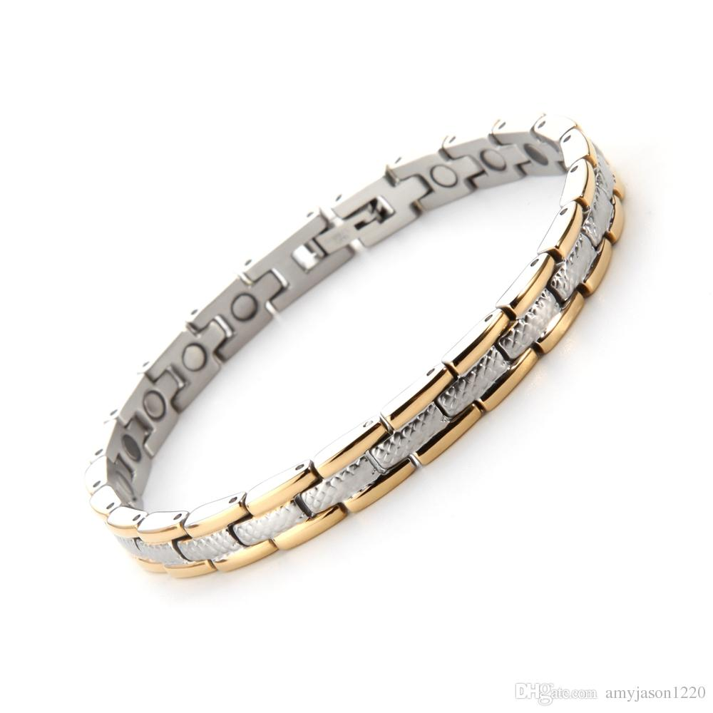 Magnetic bracelet from pressure: the benefits or harm 35