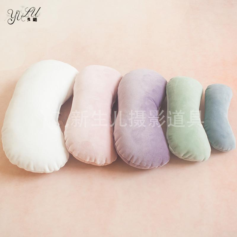 High Quality Newborn Photography Prop Posing Beans Bag Baby Bone