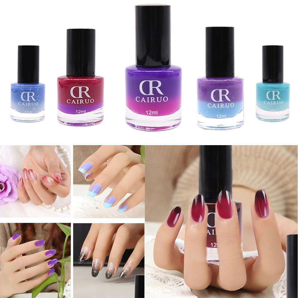 Perfect Shiny Nail Art Gel Polish 12ml Nail Polish Beauty Fast