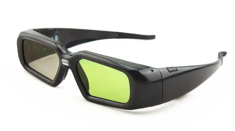 4c401c0832 144HZ DLP LINK Shutter Active 3D Glasses For 3D Ready DLP Projector Active  3d Glasses 3d Glasses Active 3d Online with  42.23 Piece on Starship13 s  Store ...
