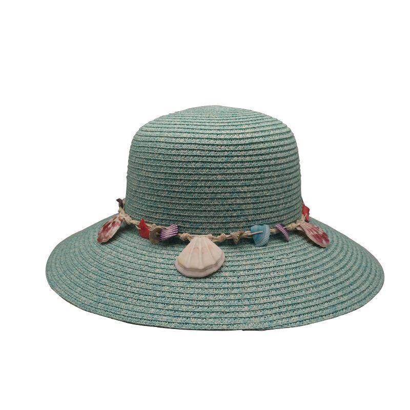 Summer Wide Brim Women Straw Sun Hats for Girls Fedoras Bucket Beach Hat  Cap Fedora Straw Hat Supplier Straw Hat Straw And Leather Handbag Online  with ... ea359b5f2bb