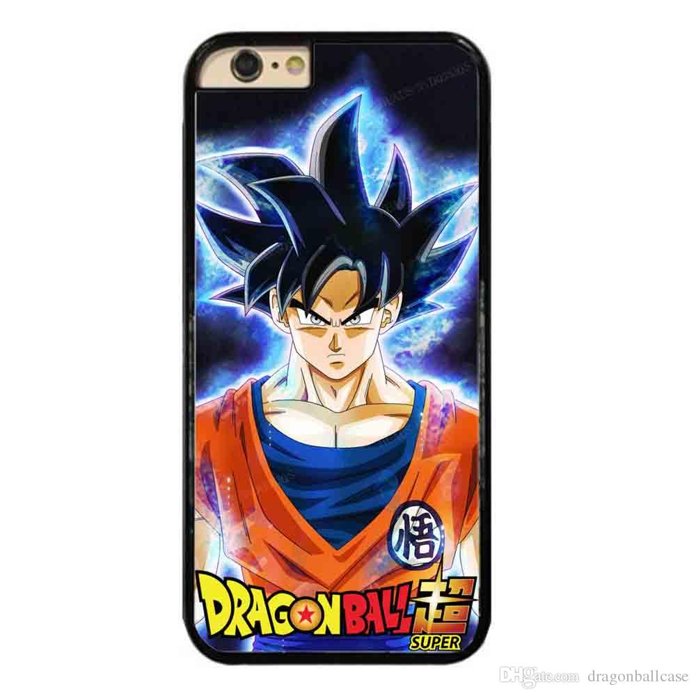 Super Saiyan Dragon Ball Z Phone Case For Iphone 5c 5s 6s 6plus 6splus 7 7plus Samsung Galaxy S5 S6 S6ep S7 S7ep