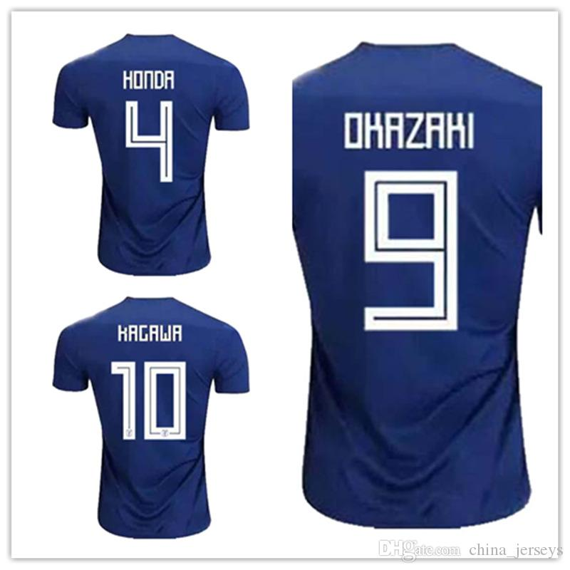 2019 2018 JAPAN KAGAWA HONDA Thailand Quality Soccer Jersey Kit Football  Shirts Maillot De Foot Survetement Top Quality From China jerseys 6910c0a2d