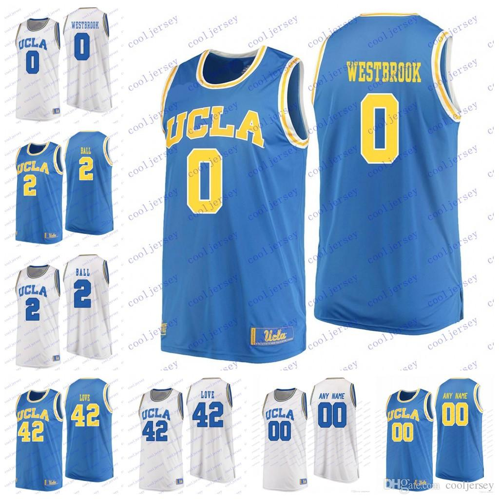 f53479265 coupon 2018 ncaa ucla bruins college basketball 0 russell westbrook 2 lonzo  ball 42 kevin love