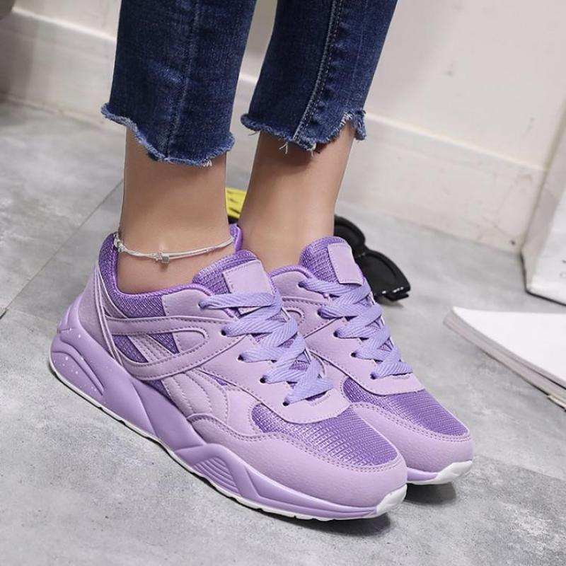 Compre Cómodo 2018 Moda Mujeres Zapatos Casuales De Verano Cómodo Compre Planos De 4ef7f8