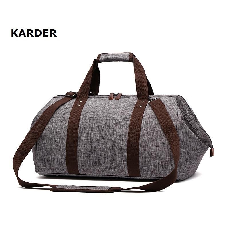 dbeada2bf8a6 Men Travel Bags Carry On Luggage Women Duffel Bags Travel Tote Large  Weekend Bag Overnight Unisex Waterproof Tote Hand Durable Holdall Sports  Bags From ...
