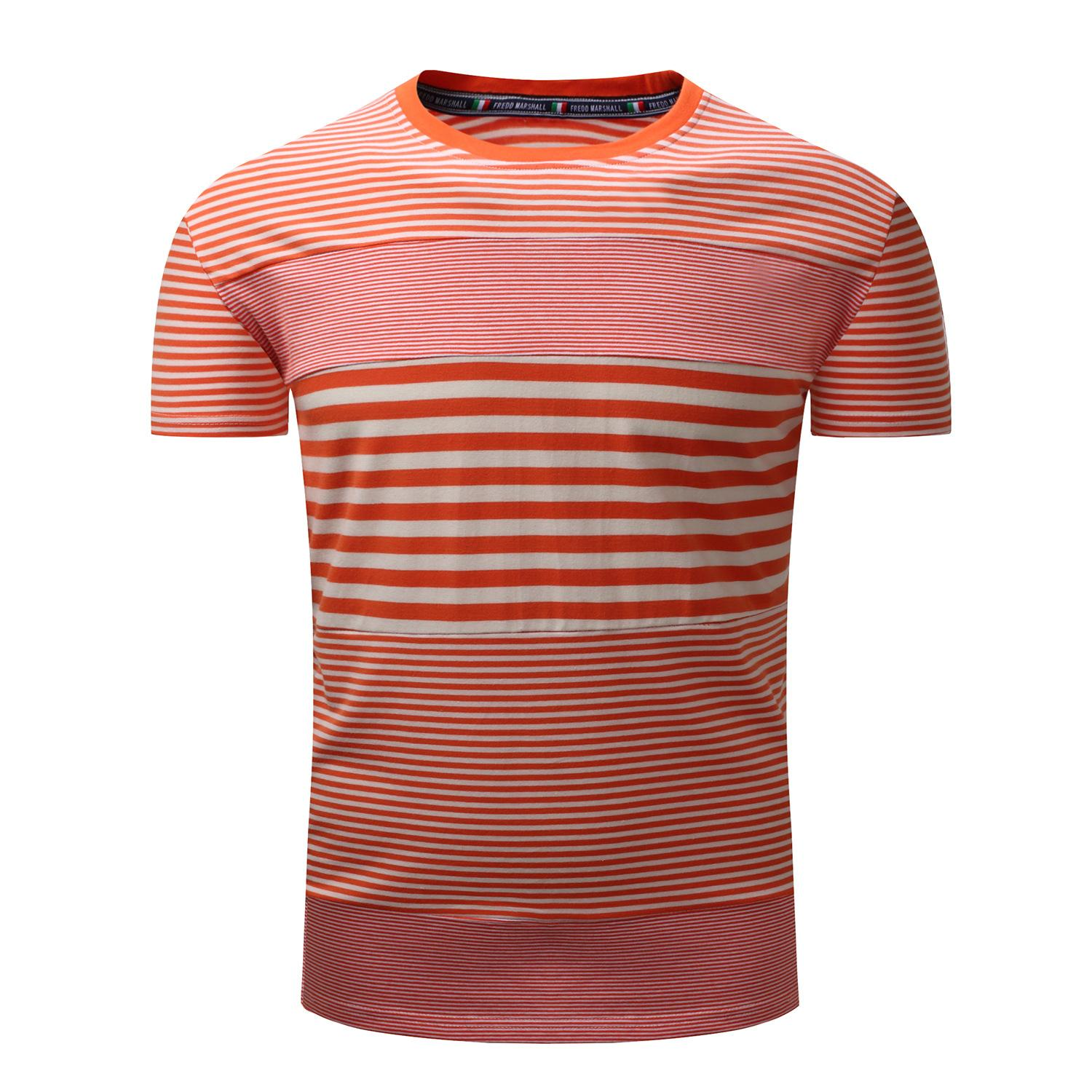 New Mens Short Sleeve T Shirts In Spring And Summer In Europe And