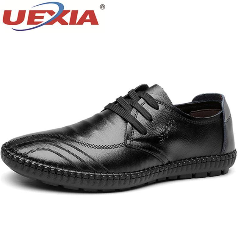 UEXIA Autumn Male Loafers Fashion Non Slip Sneakers Popular Comfortable  Casual Shoes For Youth Slip On Pu Leather Lazy Shoes Loafers Mens Boots  From Mikeey 4b8b0e605