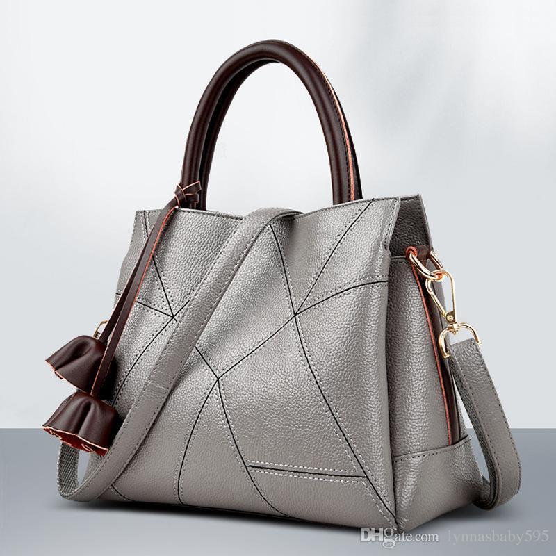 New 2019 Elegant Shoulder Bag Women Designer Luxury Handbags Women Bags  Female Messenger Large Capacity Fashion Crossbody Bag Messenger Bags For  Men Hobo ... 28176d6ddad66
