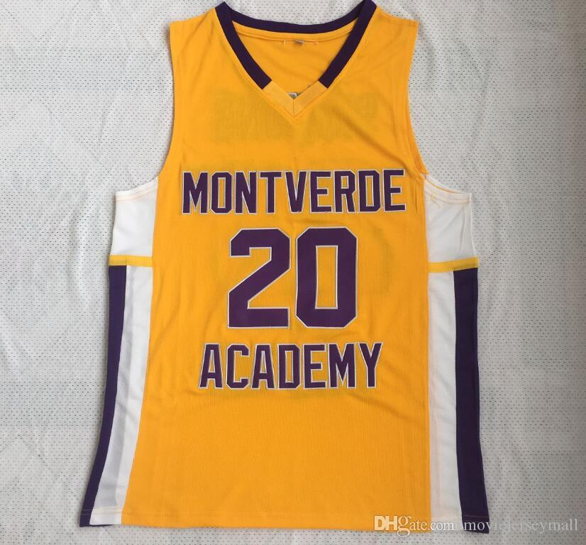 9c4c30c5b1ee 2019 NCAA Mens 20 Ben Simmons Montverde Academy College Jersey Stitched Ben  Simmons Jersey From Moviejerseymall