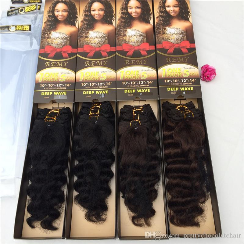 Evertress Chocolate Deep Wave 1pack 178g10101214natural Hair