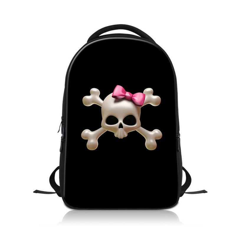 Mens Womens Laptop Notebook Backpack 3D Print Skull School Bag For College  Students Teens Outdoor Traveling Shoulder Bags Adult Bagpack Pack Backpacks  Bags ... bcaa9e8296010