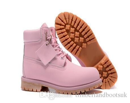 c9e948ac9fe3 Купить Оптом Xams Designer Discount Timber Womens Classic 6 Дюймовые Сапоги  С Розовыми Лесными Походными Сапогами Стильная Обувь Для Женщин Онлайн С ...