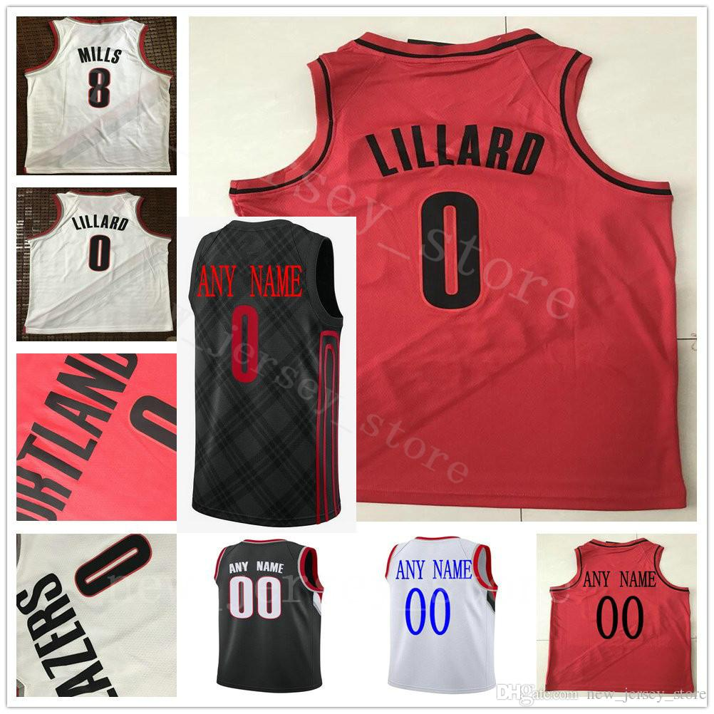 detailed look 9a144 46e7b Custom College Printed City 50 Caleb Swanigan Jersey 33 Zach Collins 4  Maurice Harkless 2 Wade Baldwin IV Gary Trent Anfernee Simons Jerseys