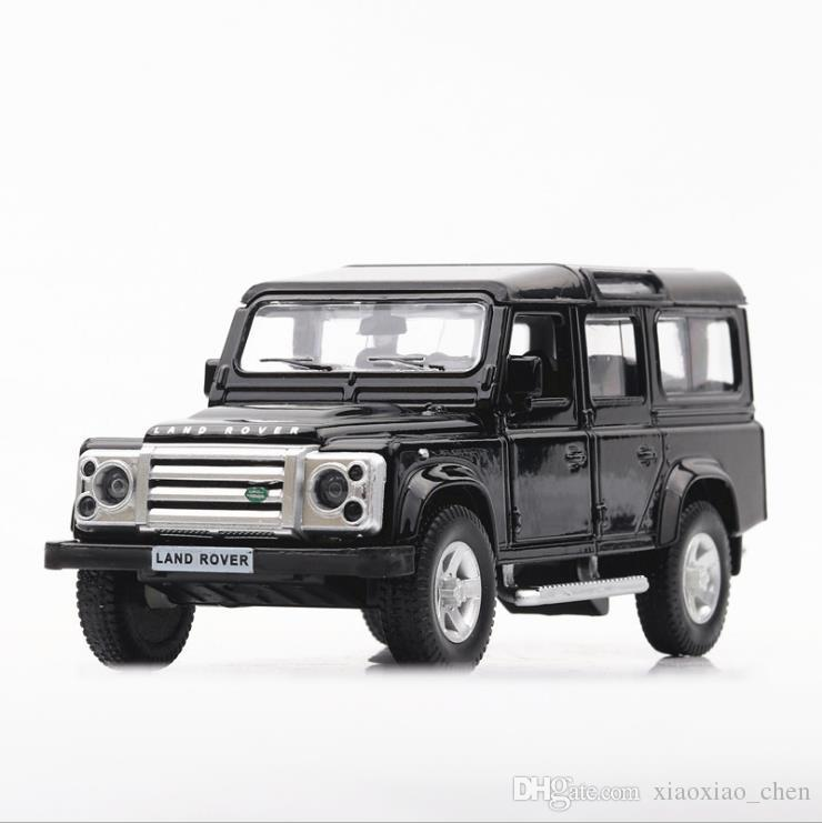Best Brand New Land Rover Defender 1:36 Scale Alloy Pull