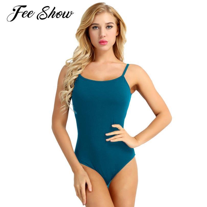 febc8f318 2019 New Fashion Women Adult Spaghetti Strap Built In Shelf Bra ...