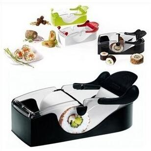 Fast Free Shipping Easy Sushi Maker Roller Equipment Perfect Roll-Sushi Machine DIY Kitchen Magic Gadget Kitchen Accessories