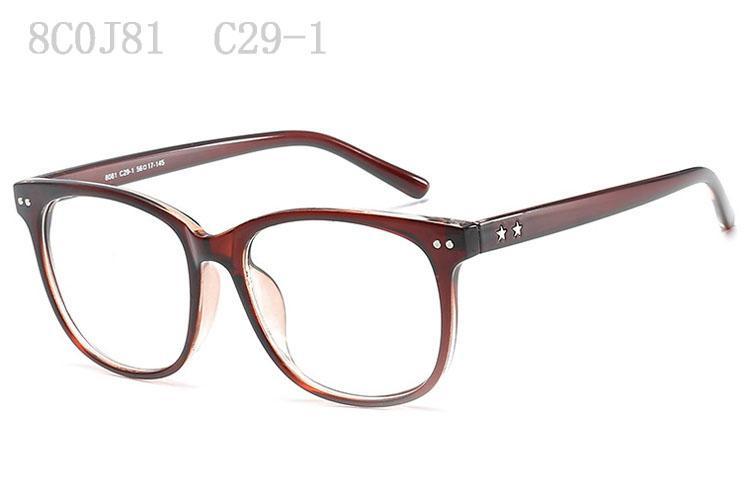 Eyeglass Frames Glasses Eye Frames For Women Men Glasses Frame Clear Lenses Womens Optical Mens Spectacle Ladies Designer Frame 8C0J81
