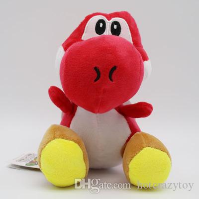 17CM Super Yoshi Plush Stuffed toys Dolls Plush very lovely and hot sale Toys for children enfant gift