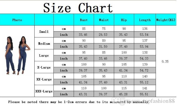 Womens Sexy Strap Backless Skinny Denim Rompers Jumpsuits Plus size Fashion Sleeveless Bodycon Bandage One Piece Jeans For Female