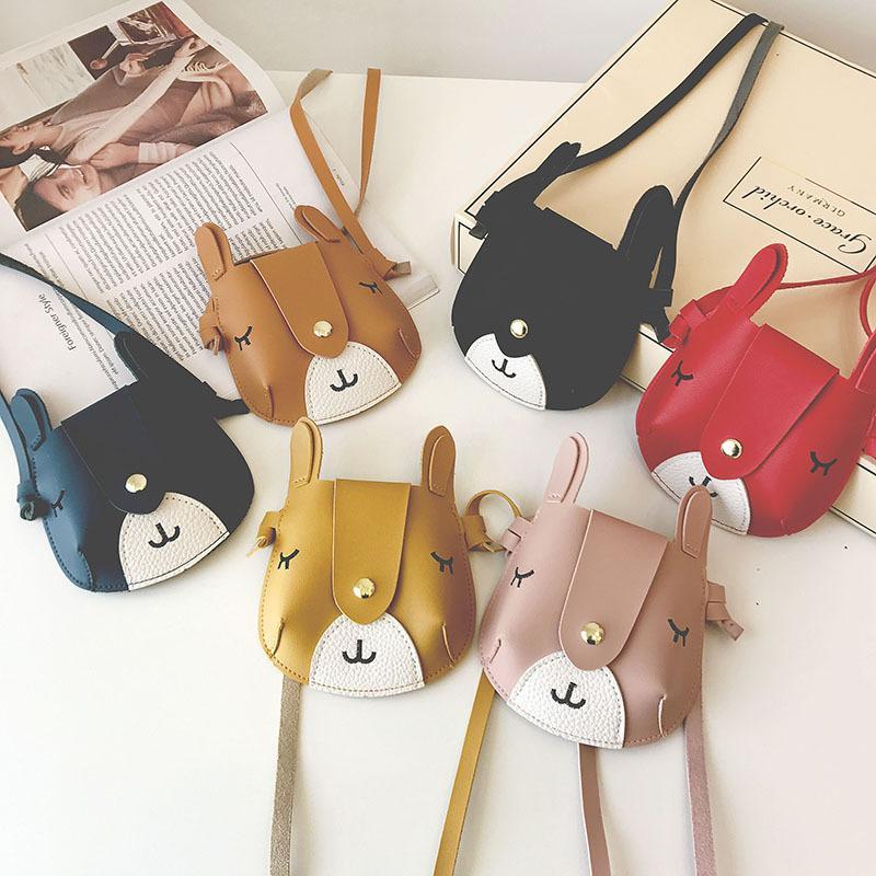 2019 Fashion Cartoon Little Baby Girls Boys Messenger Bags Ladybug Mini Shoulder  Bag Crossbody Kids Children PU Leather Purse Pouch Handbags Leather ... 9465fbab33c3e
