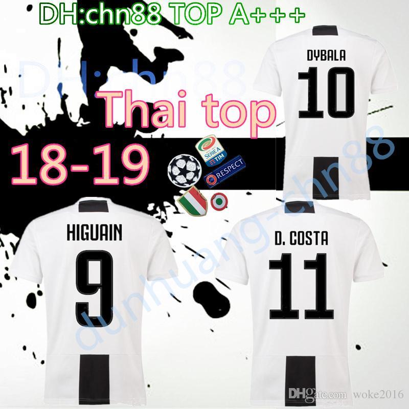 3592b797a 18 19 Larger Size XXL XXXL XXXXL Thai Quality Soccer Jersey 2018 ...