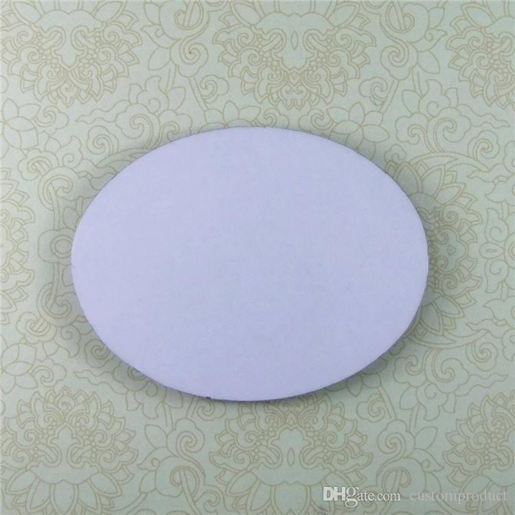 sublimation blank MDF fridge magnets whiteboard hermal transfer printing fridge magnet for gifts subliming consumables