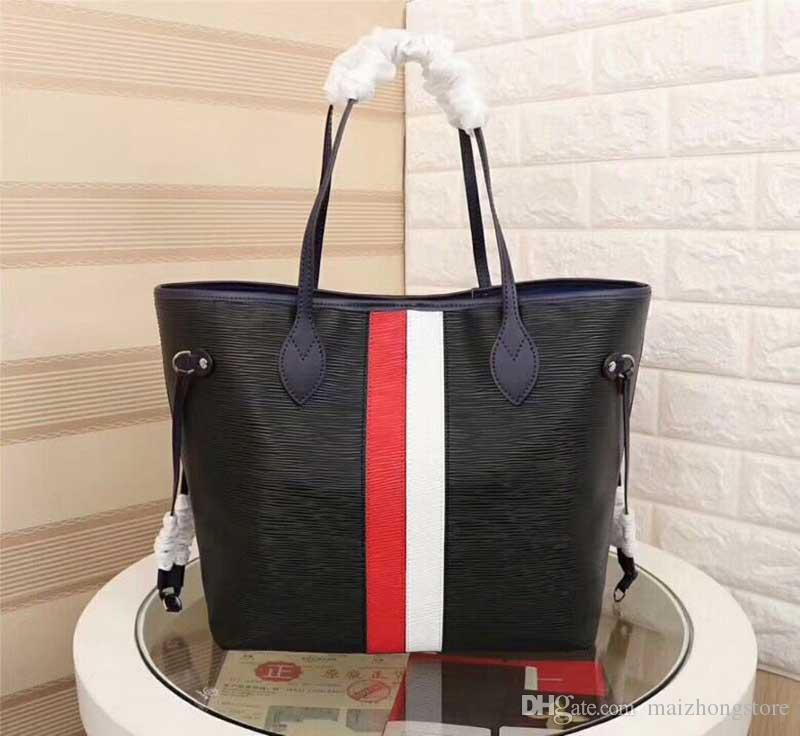 c9b6d04651 2018 USA Designer Handbags Women Famous Luxury Brand Composite LoVely  Fashion Totes Ladies Purse Designer Bags Black Handbags Handbags Wholesale  From ...