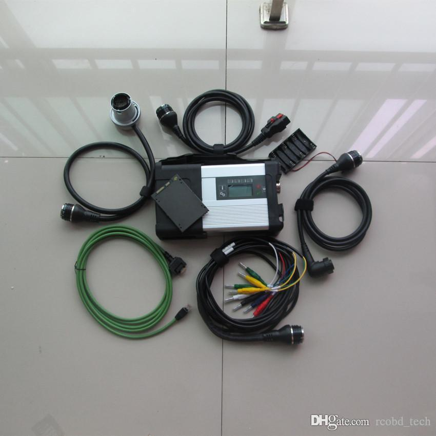 MB Star C5 для MB SD подключить 5 компактный SSD с новейшим диагностическим инструментом автомобиля V2020.06 DAS XENTRY Vediamo