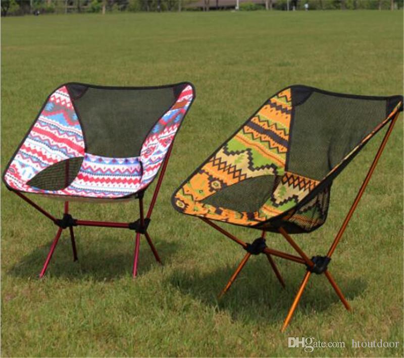 5 adet Hafif Nefes Arkalığı Alüminyum Açık Katlanır Sandalye Taşınabilir Plaj Güneşlenme Bahçe Piknik Barbekü Kamp Balıkçılık Sandalye