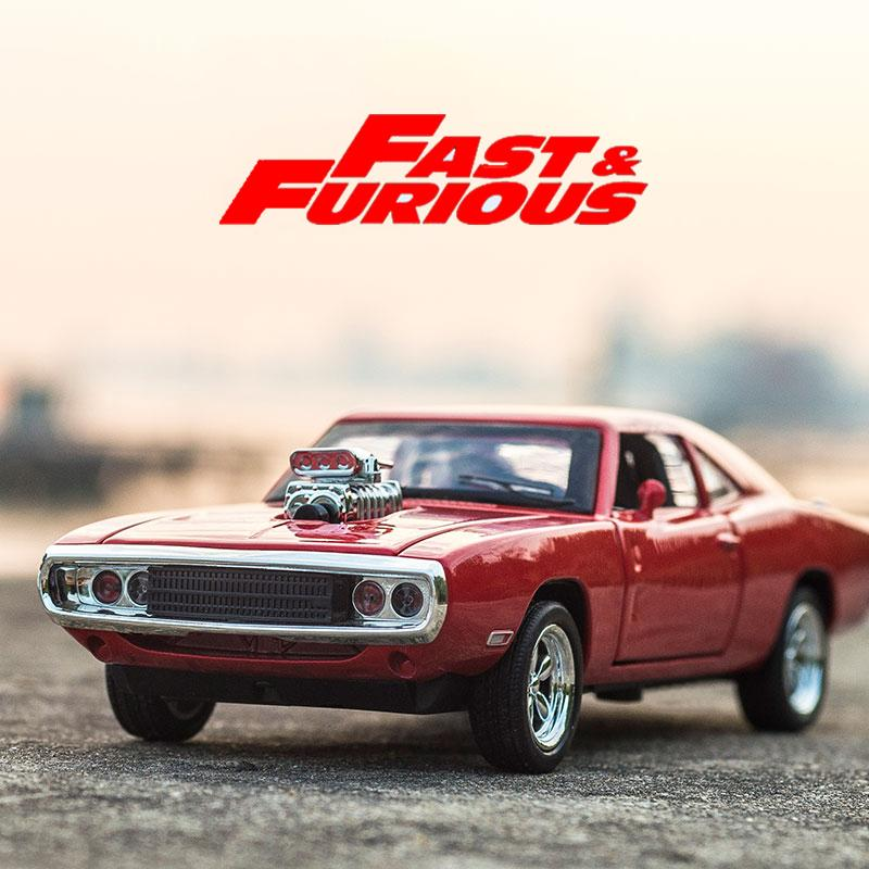 2019 Kidami 1 32 Fast And Furious Alloy Car Toy Pull Back Toys For