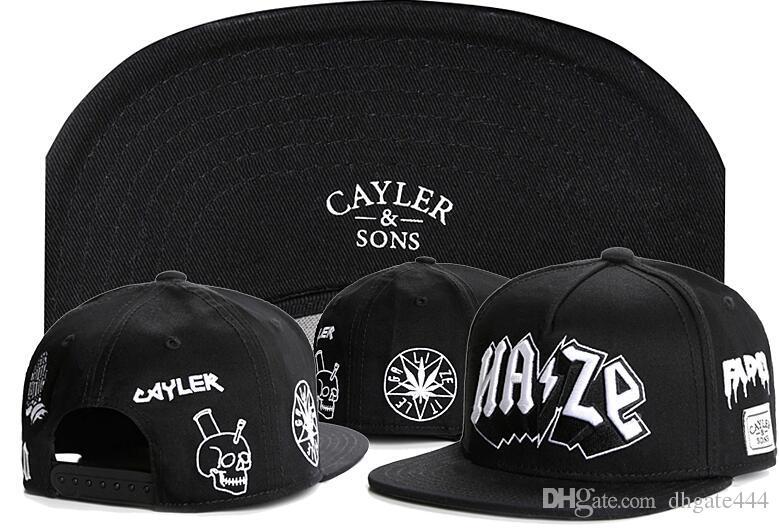 Snapbacks Hat Cayler   Sons Hip Hop Fashion Snapbacks Adjustable Hats Men  Caps Women Ball Caps Top Quality Snapback Caps 018 Vintage Baseball Caps Cap  Shop ... a44b4f13fb9d