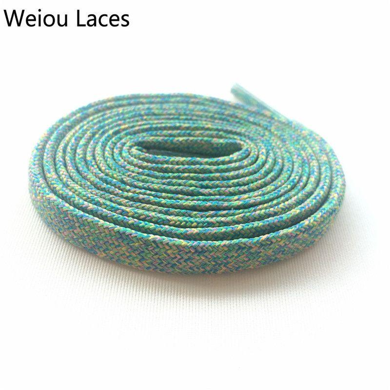 Acquista Weiou Flat Multicolor Shoelaces Designs Lacci Scarpe In Poliestere  Colorato Stringhe Scarpe Colorate Sport Shoestrings Sport A  34.12 Dal  Aiyin ... 7e46f554ae4