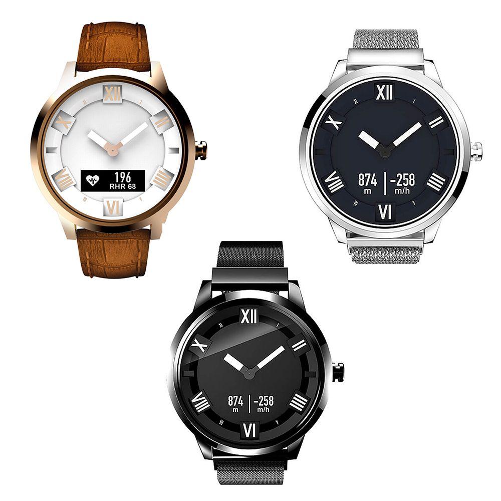 Lenovo Watch X Watch X Plus Smartwatch Milanese Strap 45 Days