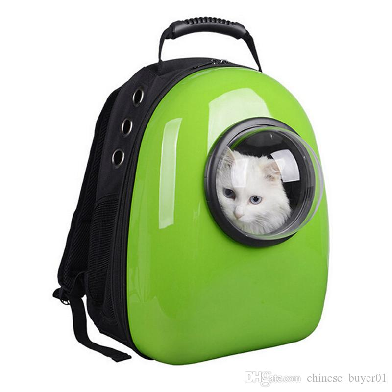 3444df2c3f5 2019 One Piece Wholesale Space Capsule Pet Carrier Breathable Backpack For  Dog Cat Outside Travel Portable Bag From Chinese_buyer01, $27.16 |  DHgate.Com