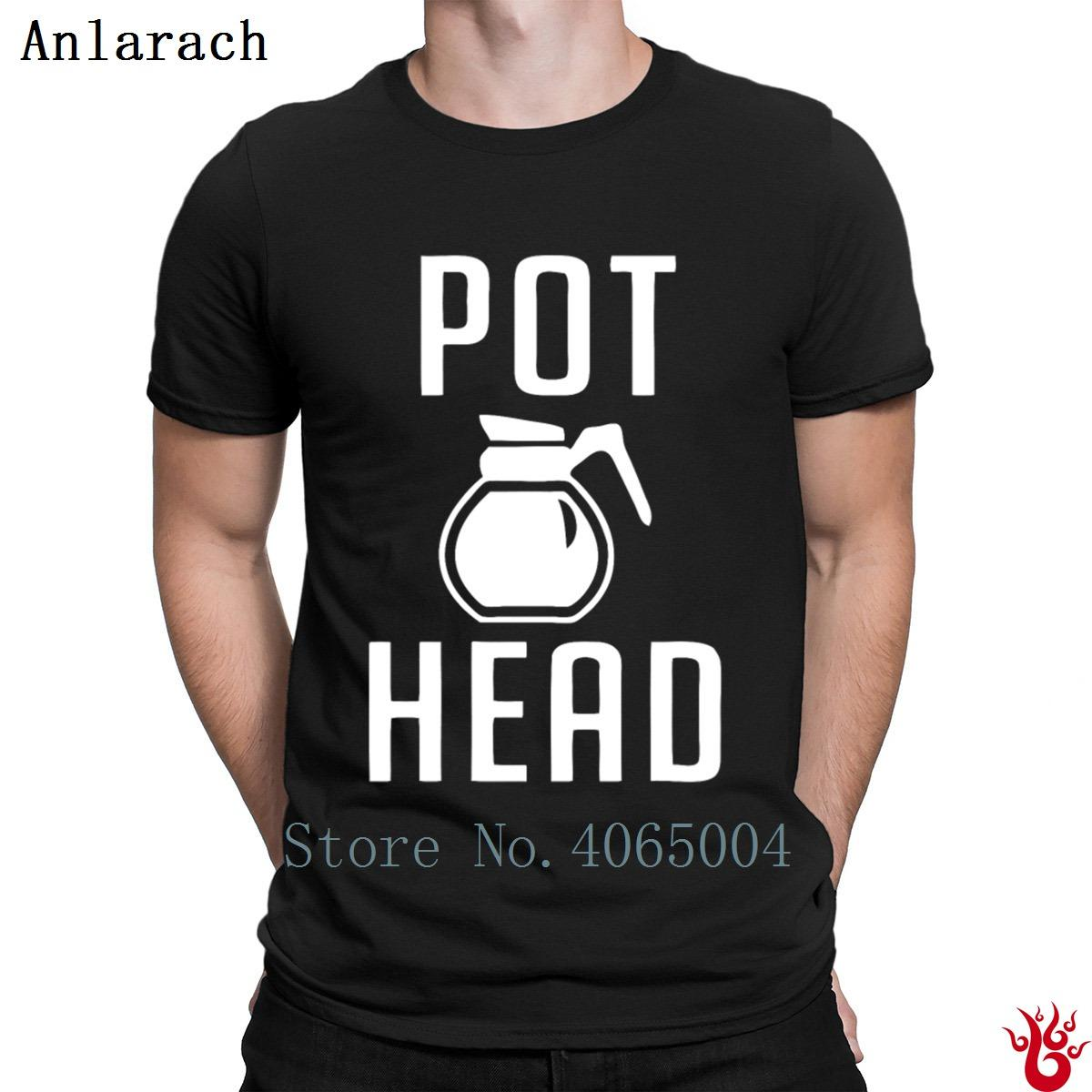6707460df7c Coffee Pot Head Tshirts Graphic Hip Hop Designer O Neck Men T Shirt 2018  Short Sleeve Family Basic Clothing Comedy T Shirt Humorous T Shirt From  Dzuprighth