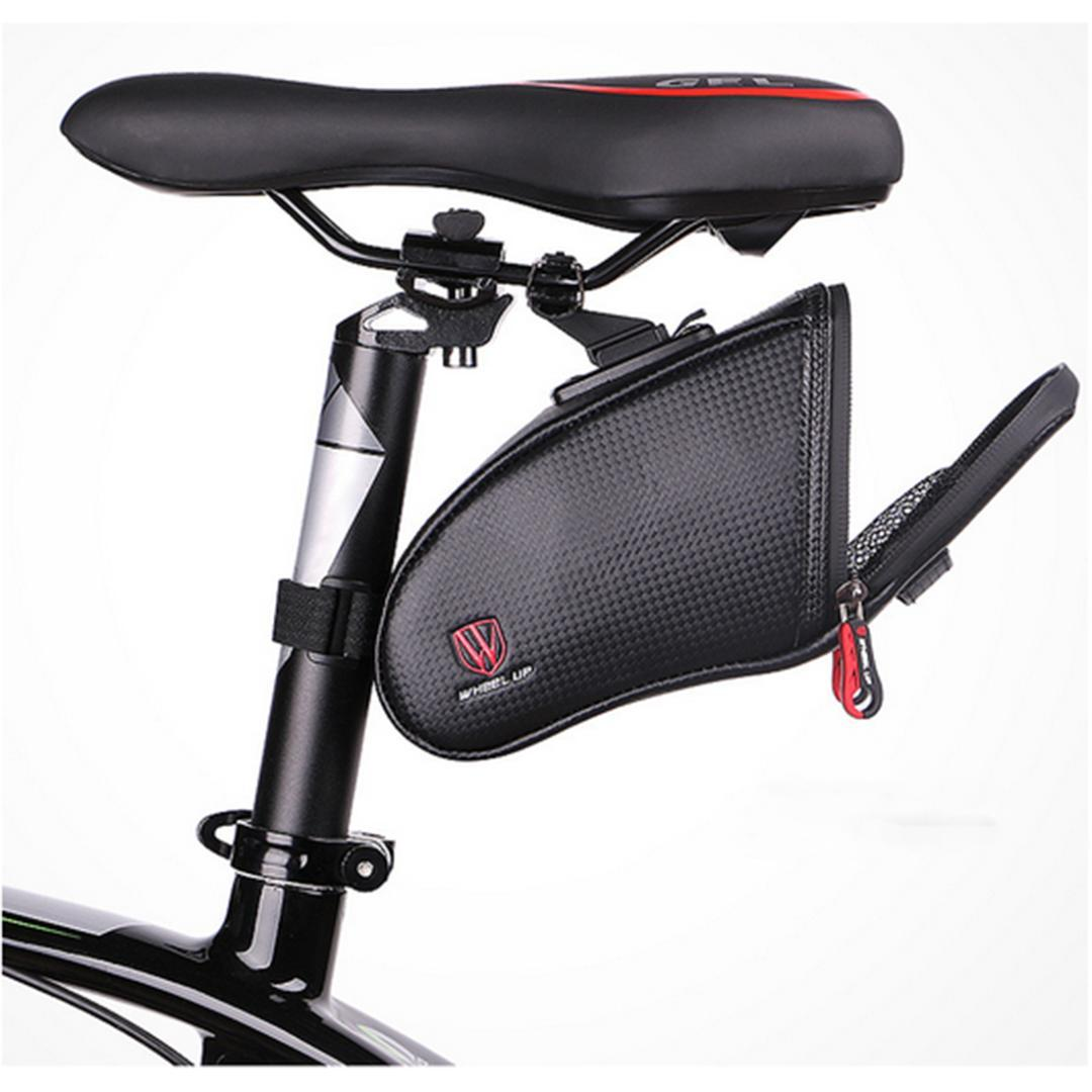 New Popular Waterproof Latex Bicycle Saddle Bag Durable Ridding Equipment Tail Package Bicycle Bag for Cycling Accessories