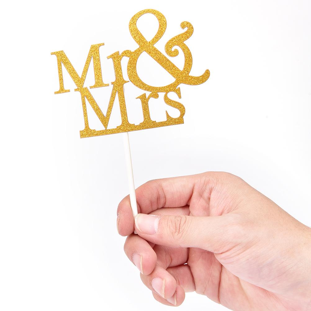2018 mr and mrs antic rustic wedding cake topper laser cut wood letters wedding cake decorations favors supplies engagement gifts from aldrichy