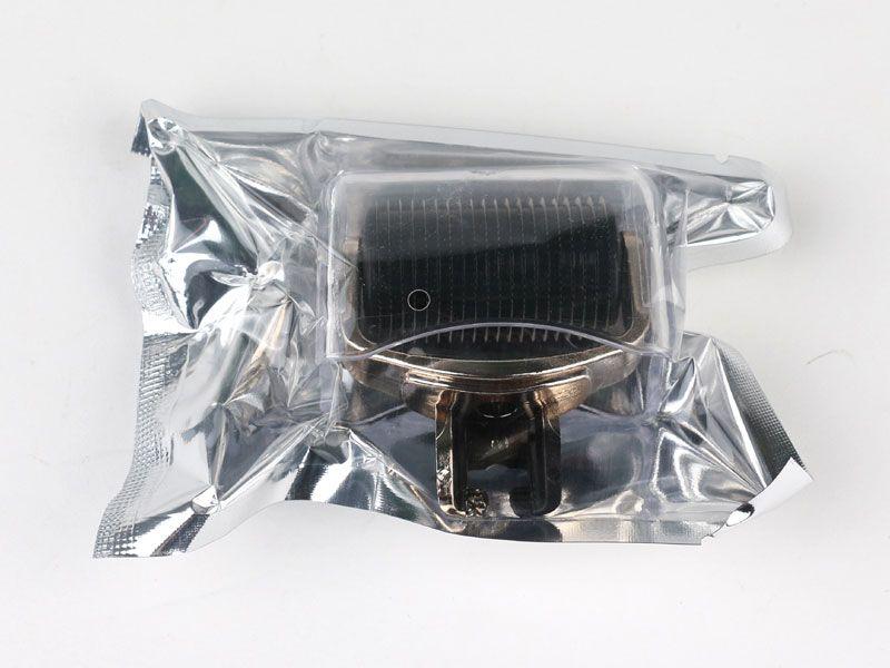 3 em 1 Derma Roller Sistema de Rejuvenescimento Da Pele Micro Agulha Roller 180C 600C 1200C Agulhas Rosto Corpo DermaRoller Pele