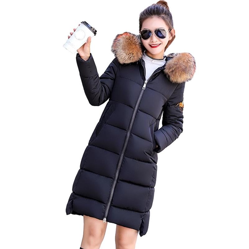 4ea5909540265 2019 New Winter Parkas Women S Cotton Jacket Thicken Student Cotton Padded  Jacket Hooded Tops Female Plus Size Print Warm Coats A2252 From  Lvzhiclothes002