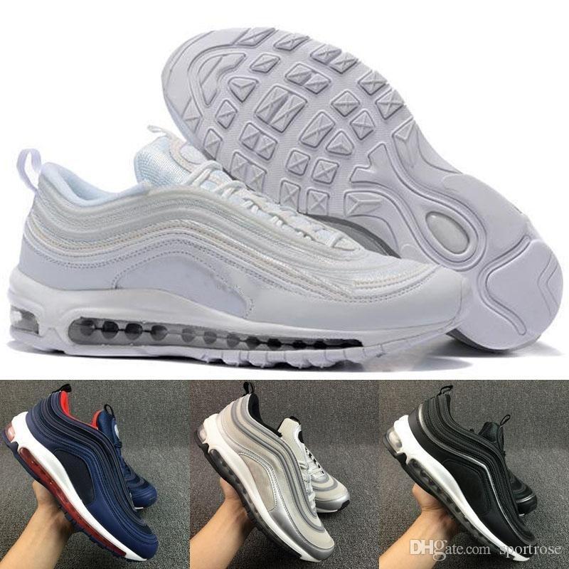 newest c0dca 80dd0 Großhandel Großhandel Top Qualität 97 OG X Undftd Sneaker Herren Laufschuhe  Damen Trainer Sport Schuhe Schwarz Weiß Sportliche Turnschuhe 36 45 Maxes  Nike ...
