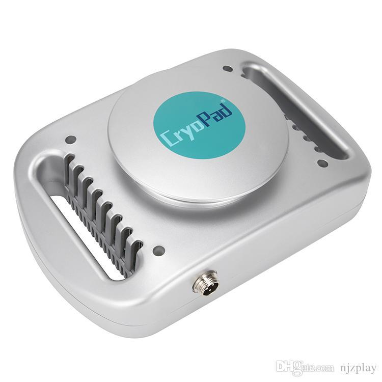 2019 le plus nouveau congélation de graisse de CryoPad minceur amincissant la petite protection de gel de garnitures de protection pour la graisse de corps amincissant le CE / DHL personnel efficace de machine