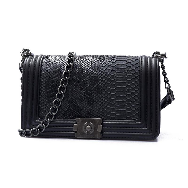 4feb2cc1cd8c Handbags For Women Bags 2018 Chain Messenger Classic Flap Bag Leather Women  Bag Designer Women S Luxury Crossbody Hobo Purses Ladies Purses From  Allinbag