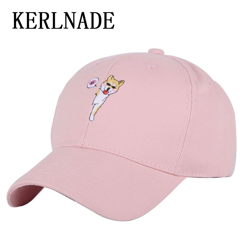 Compre Nueva Llegada Modelo De Sombrero Para Las Mujeres Hombres Casquillo  Ocasional Diseñador Personalizado Perro Animal En Forma De Hip Hop Tapa  Mujer ... 6205c968707