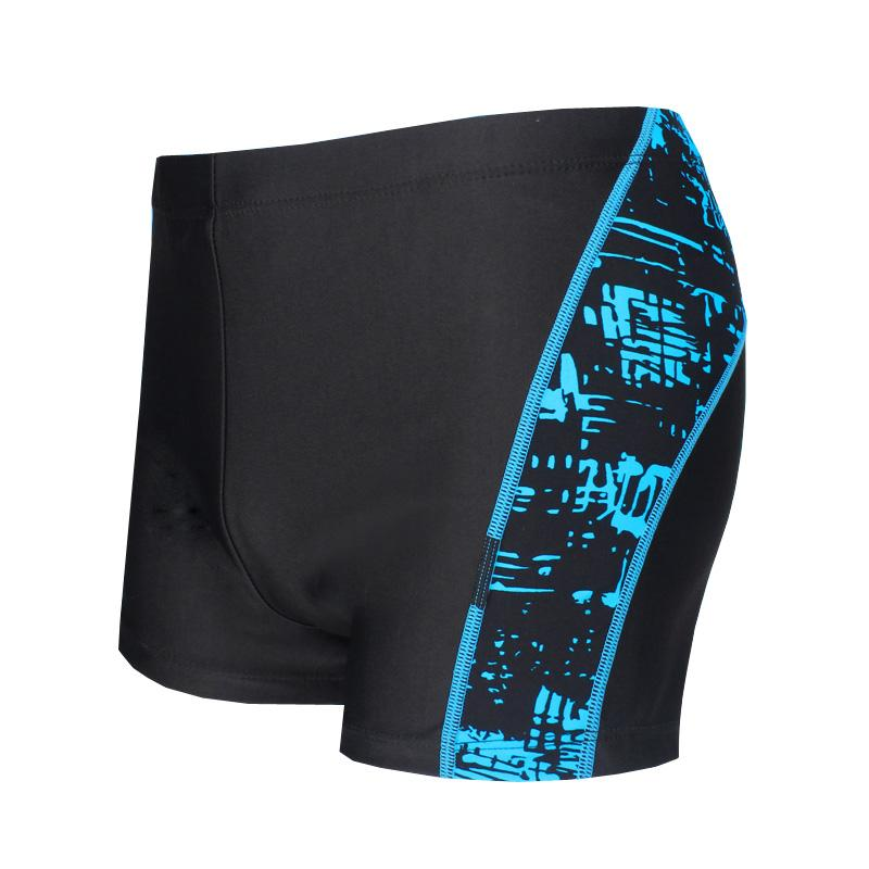 b2d2c0559f5 Mens swimming shorts print swimwear swim trunks quick drying breathable  plus size 4XL 2018 summer men's beach wear bathing suits