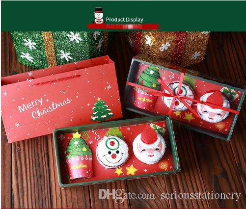 3 Types New Creative Practical Crafts Christmas Gift Xmas Tree ...