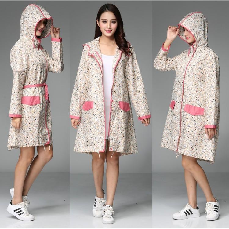 Sexy rain jackets